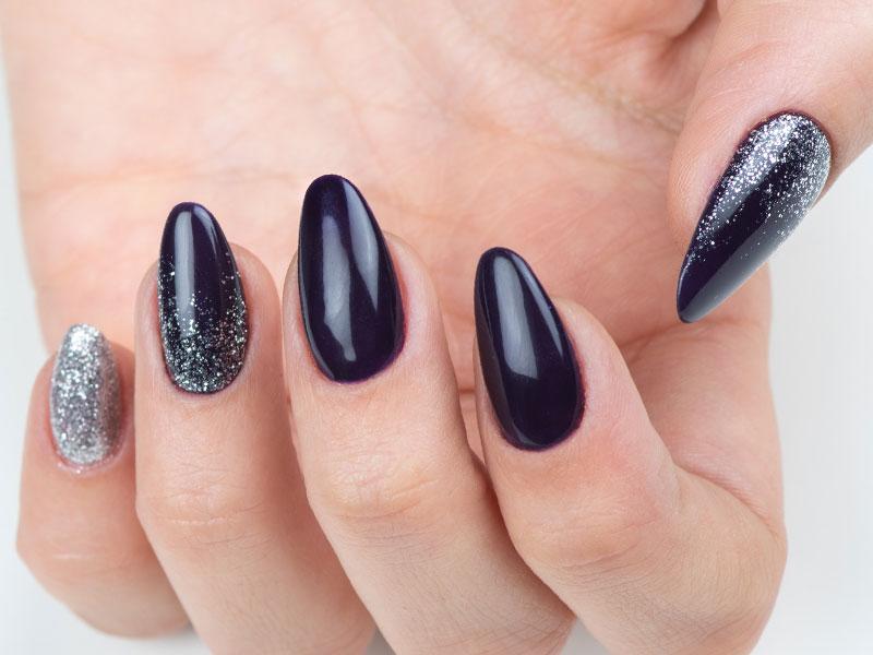 Nuove tendende Nail art - Caterina Del Signore: Kombi Galaxy