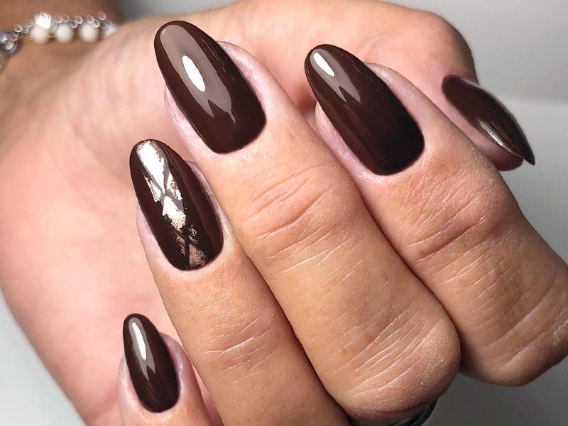 Nuove tendende Nail art - Caterina Del Signore: Kombi Art Moka