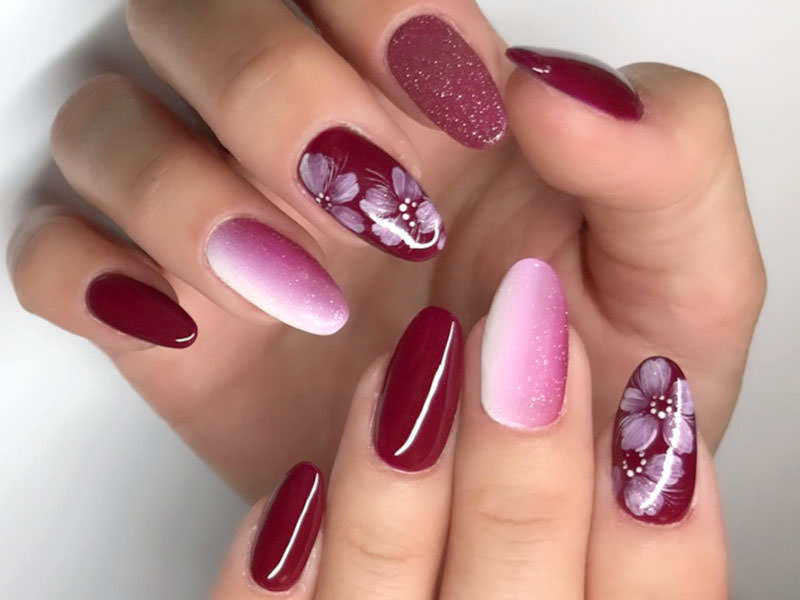 Idee Nail Art - Barbara Donini: Easy Gel & Shade