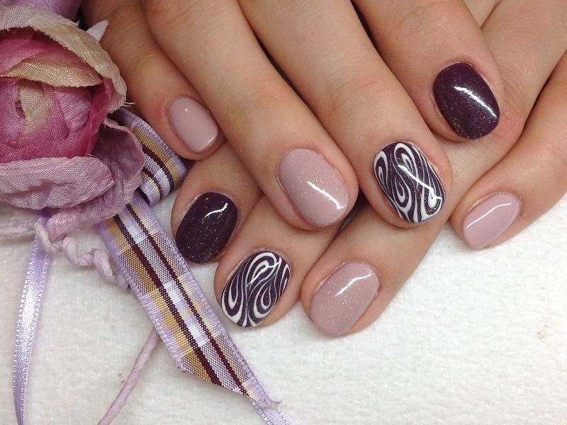 Tendenze nail art - Barbara Donini: gocce brillanti