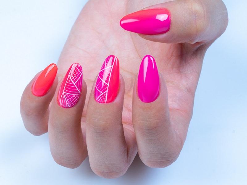 Nuove tendende Nail art - Barbara Di Carlo: Easy Paint