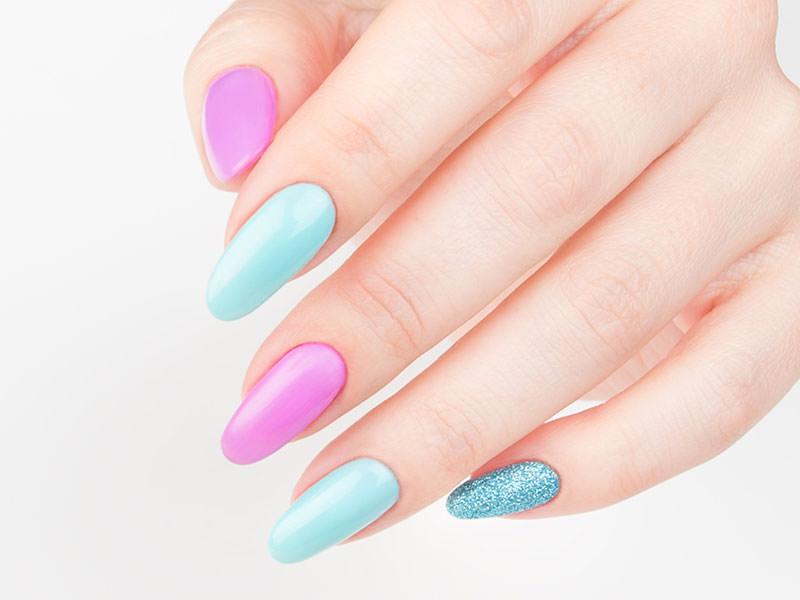 Corso decorazione unghie - Kateryna Bandrovska: kombi manicure