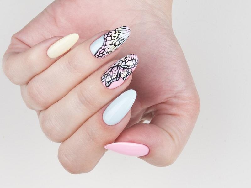 Idee Nail Art - Kateryna Bandrovska: Incanto
