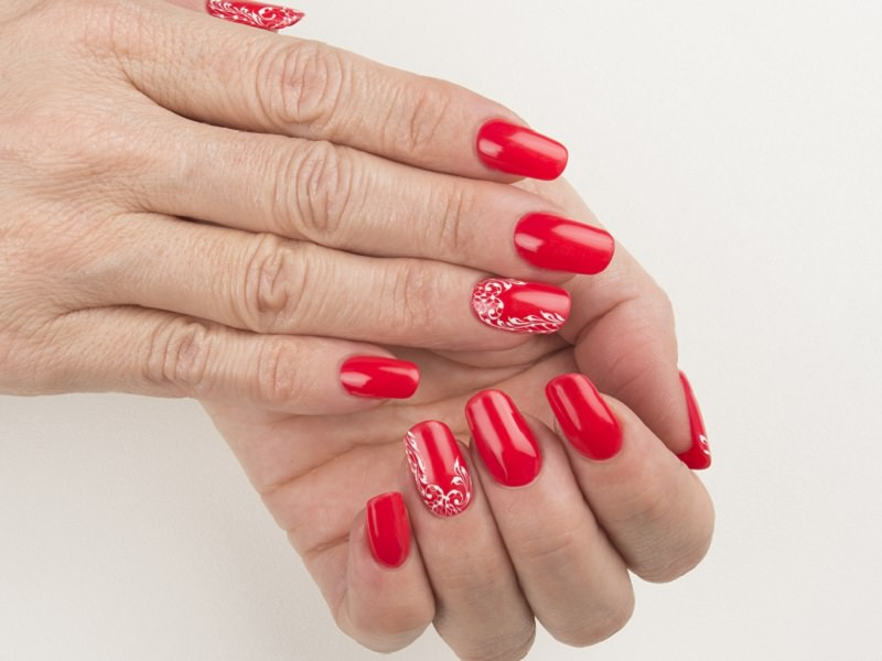 Idee Nail Art - Lorena Chiarentin: Easy Paint