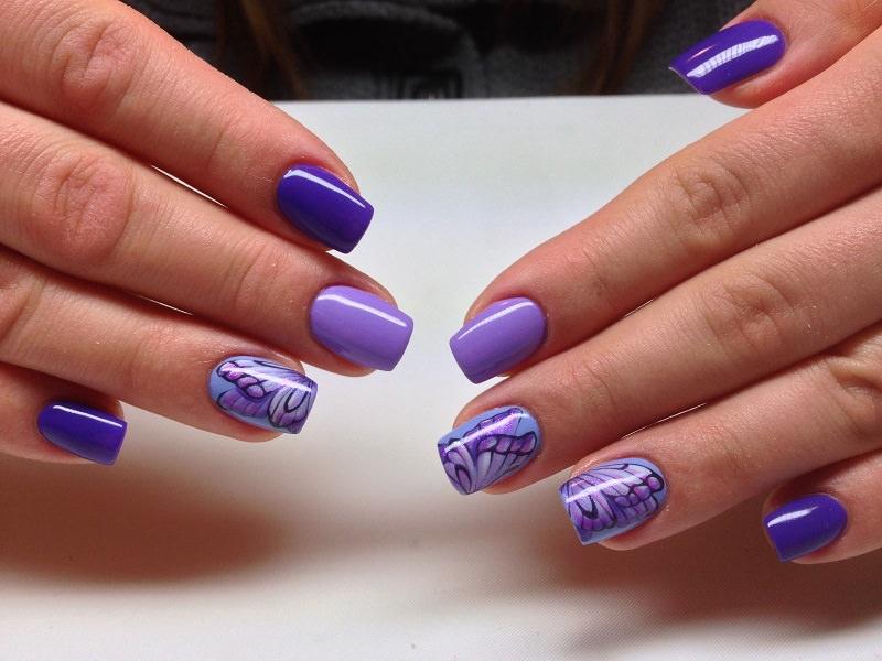Idee Nail Art - Monica Gardel: Incanto