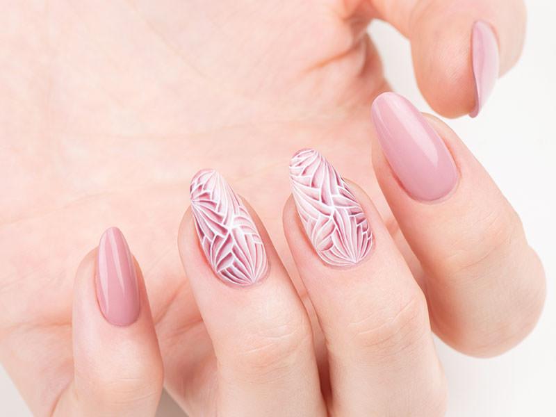 Idee Nail art - Monica Gardel: Paradox