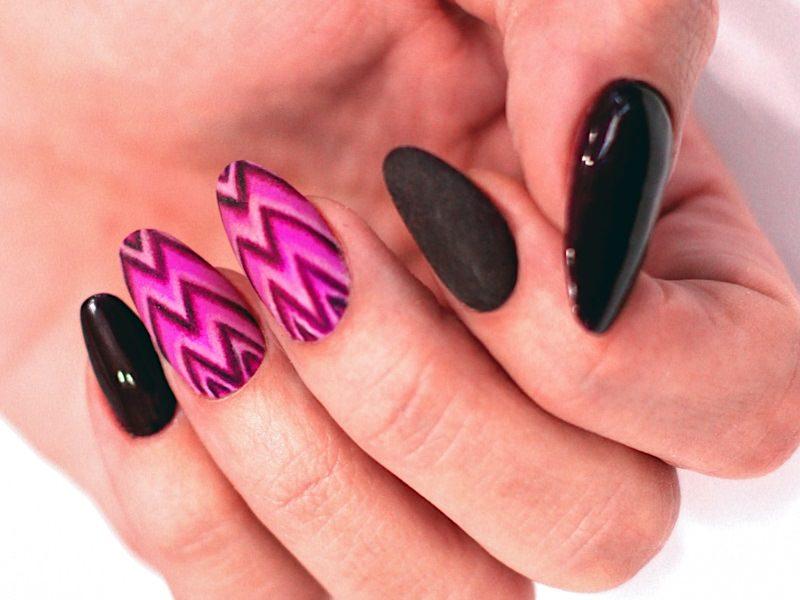 Corso decorazione unghie - Pamela De Montis: Kombi Nail Art