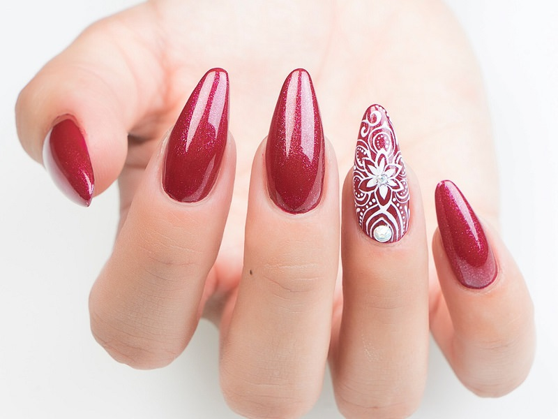 Nuove tendenze nail art - Sheila Oddino: tribale