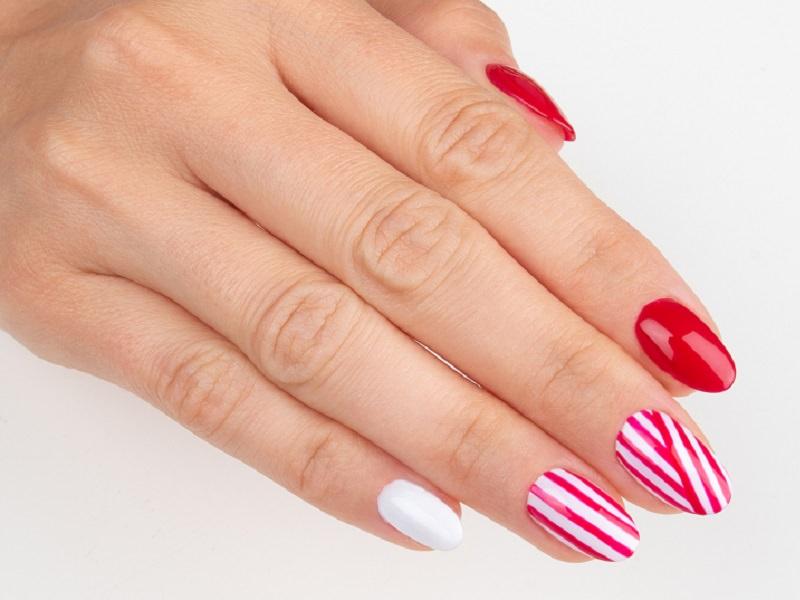 Nuove tendende Nail art - Caterina Del Signore: Kombi