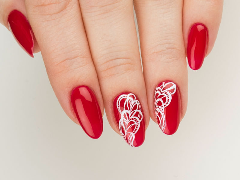 Nuove tendende Nail art - Kateryna Bandrovska: Kombi Dandy