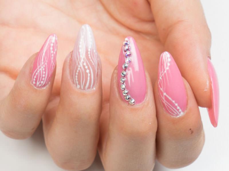 Idee Nail Art - Sheila Oddino: Easy Paint