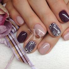 Tendenze nail art - Barbara Donini: gocce brillanti