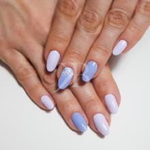 Idee Nail Art - Gioia Del Zotto: Kombi Magic & Sofia