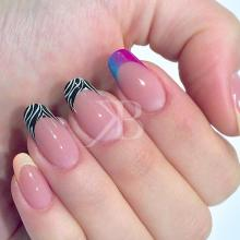 Nuove tendende Nail art - Giulia Paladino: French