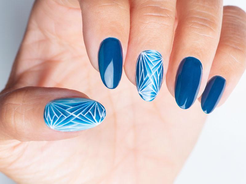Nuove tendenze Nail art - Kateryna Bandrovska: Paradox