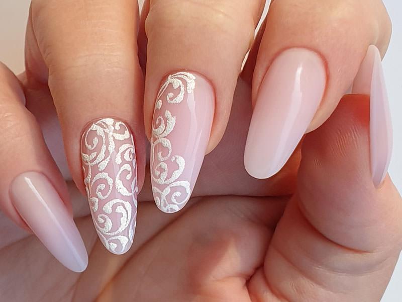 Idee Nail Art - Gioia Del Zotto: Riccioli