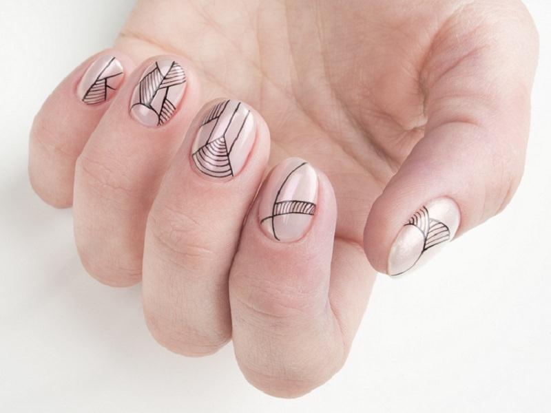 Idee Nail Art - Caterina Del Signore: Kombi Bimba