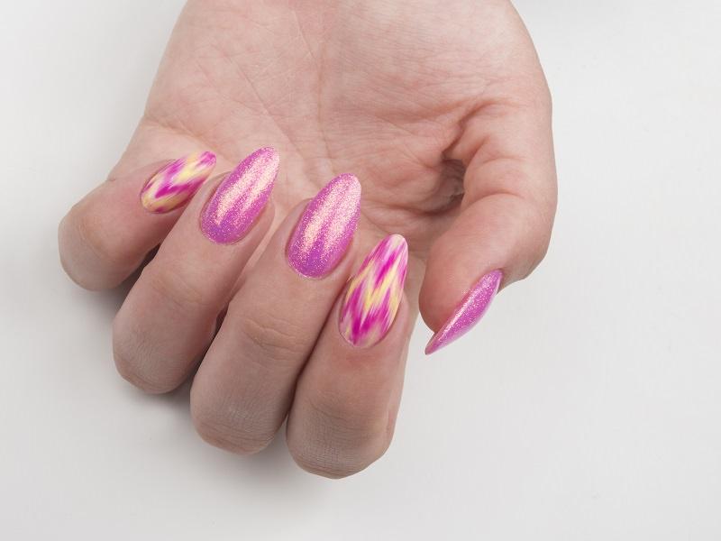Idee Nail Art - Gioia Del Zotto: Mirage