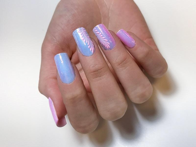Idee nail art - Gioia Del Zotto: Easy Gel