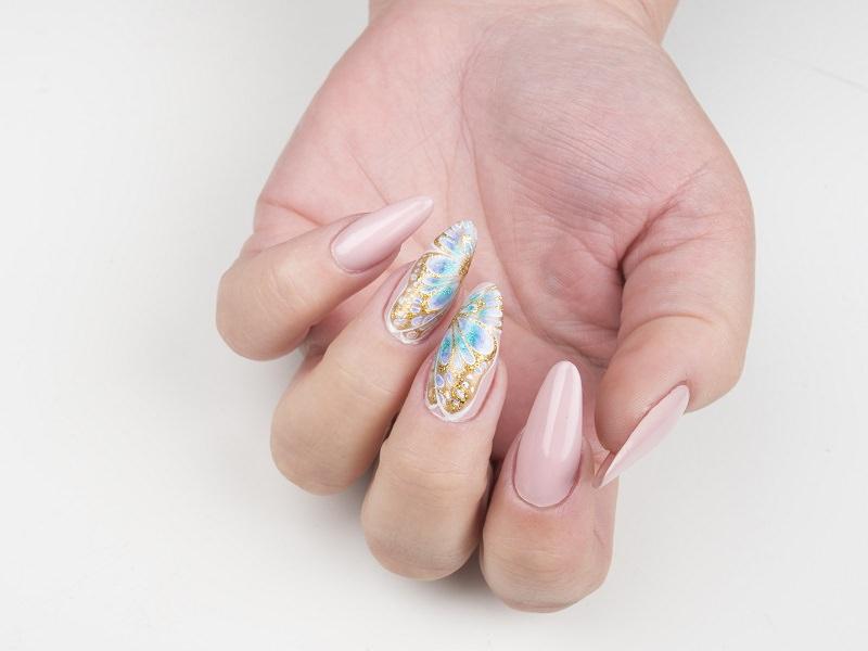 Idee Nail Art - Gioia Del Zotto: Incanto