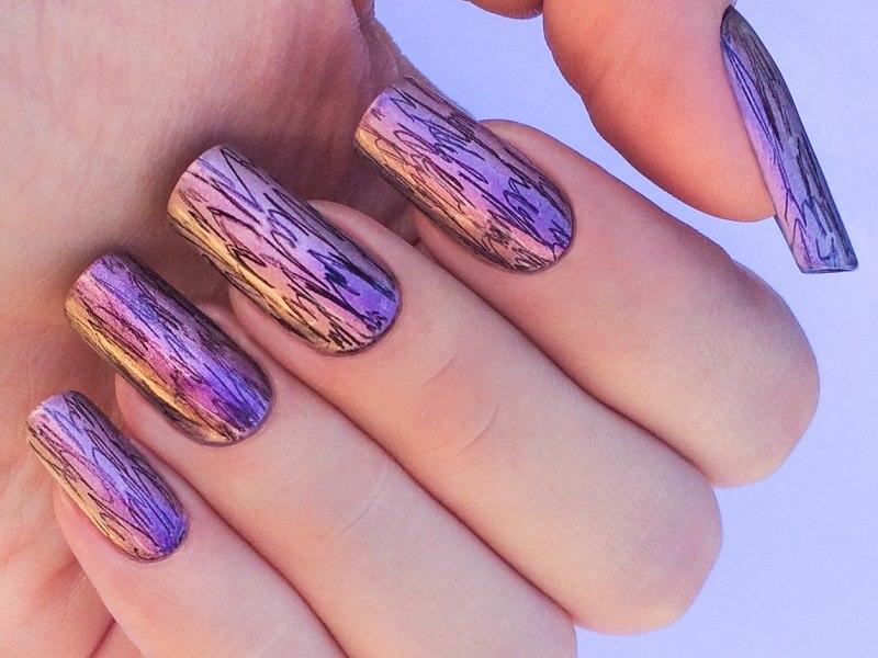 Corso decorazione unghie - Giulia Paladino: Chrome Art