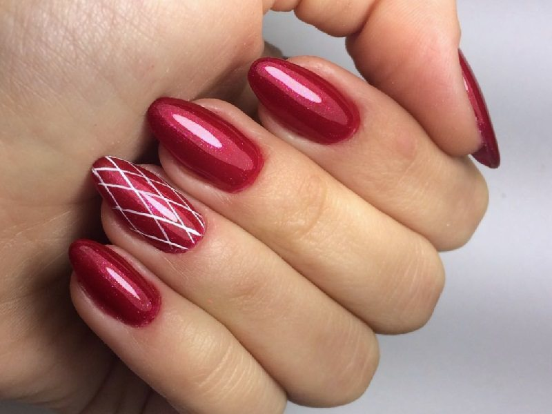 Tendenze nail art - Giulia Paladino: Kombi retino