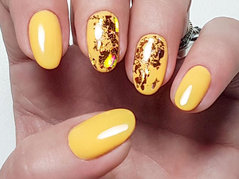 Idee Nail Art - Chiara Milanese: Kombi Luna