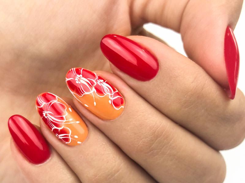 Idee Nail Art - Kateryna Sara Scarselli: Kombi Diva