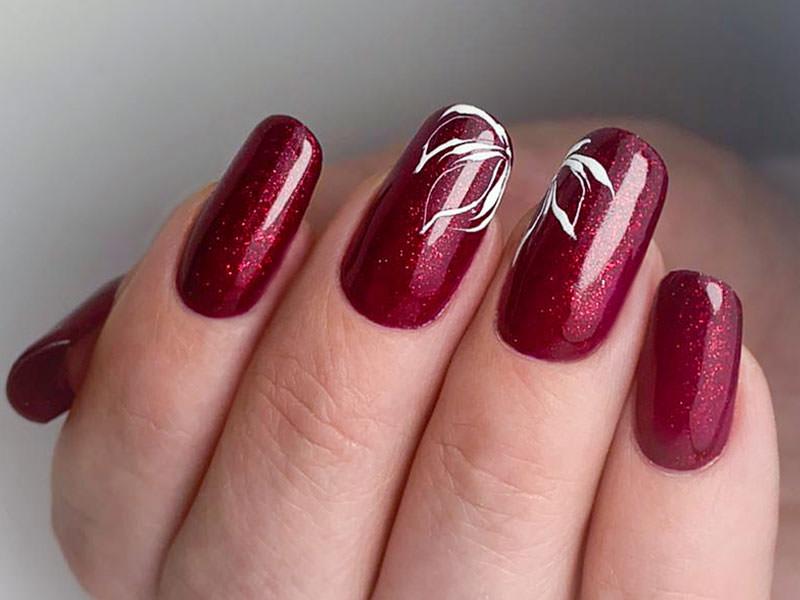 Nail art mania - Antonia Minervini: Fusion Microglitterato