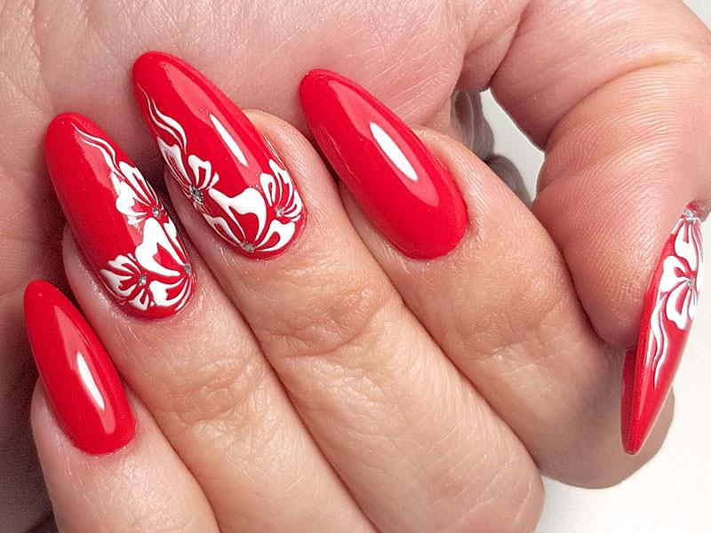 Corso decorazione unghie - Simona Carotenuto: Easy Paint Fiorito