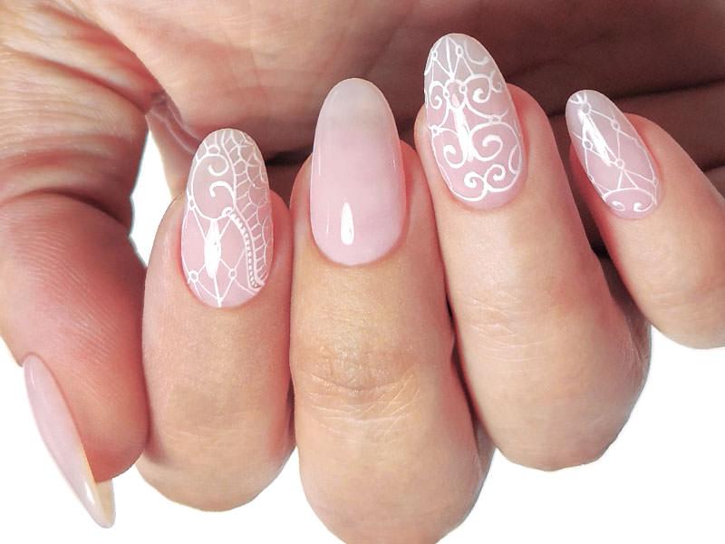 Idee Nail Art - Laura Ascione: Kombi struttura Ko.Co.Co.