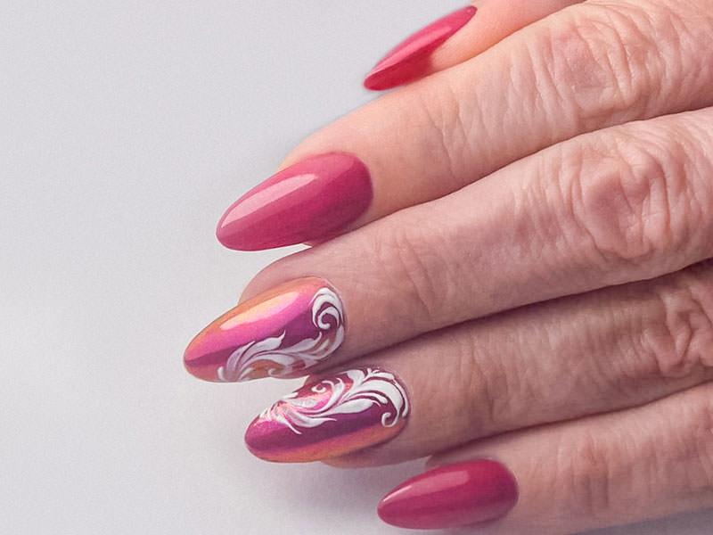 Idee Nail Art - Antonia Minervini: Riccioli