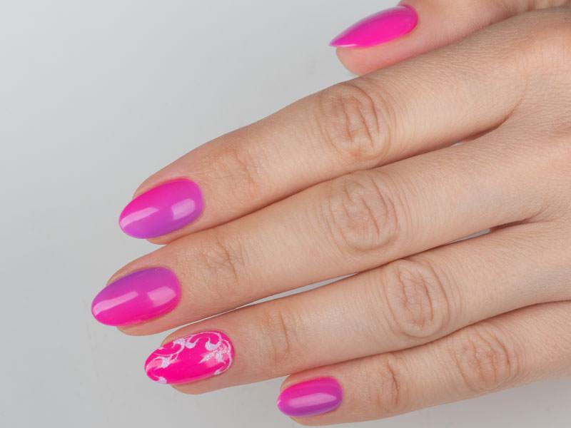 Idee Nail Art - Gioia Del Zotto: Kombi Hawaii & Jetset