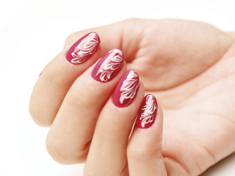 Corso decorazione unghie - Julka Bedeschi: Kombi nail art