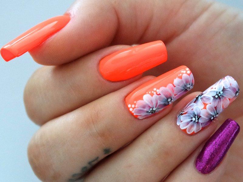 Corso decorazione unghie - Karina Pjaka: Flower Gel