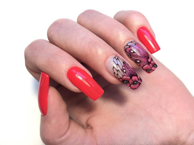 Nuove tendenze Nail art - Sara Scarselli: Incanto