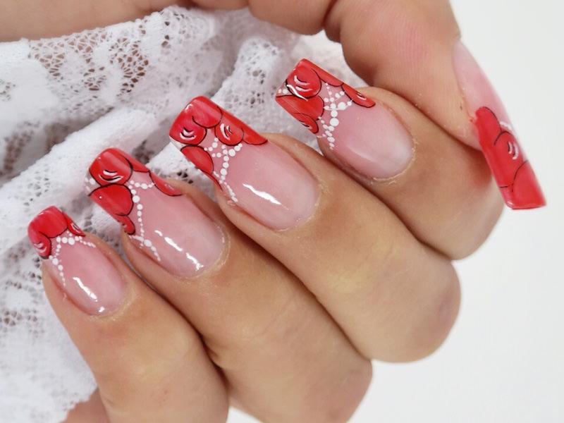 Corsi decorazione unghie - Tiziana Preta: cuori e amore