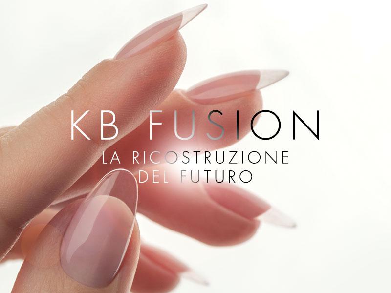 Corso ricostruzione unghie - Kateryna Bandrovska: KB Fusion