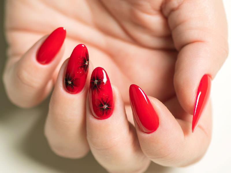 Idee Nail Art - Gioia Del Zotto: Kombi Dany