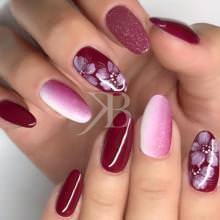 Idee Nail Art - Barbara Donini: Easy Gel & Shade