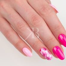 Idee Nail Art - Caterina Del Signore: Kombi Hawaii & Barbie