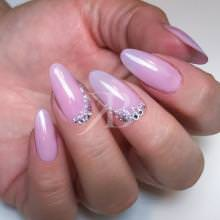 Idee nail art - Gioia Del Zotto: Diamond Ulta Slim