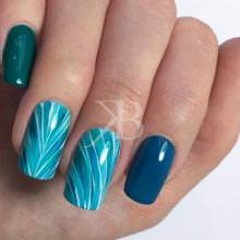 Idee nail art - Sara Scarselli: Easy Gel
