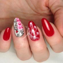 Nuove tendenze Nail art - Monica Gardel: Kombi Dandy & Incanto